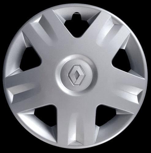 "Renault Scenic 10//1999-04//2003 Kit 4 Copricerchi coppa ruota 14/"" cod 5721//4"