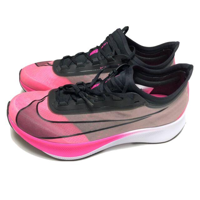 Size 10.5 - Nike Zoom Fly 3 Pink Blast