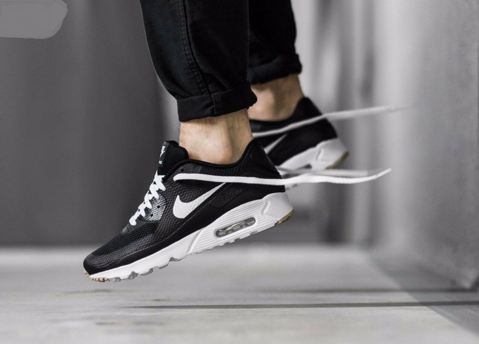 Nike air max 90 extrem - wichtig - extrem schwarz -  819474 010 mens sz. 89881c