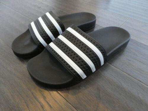 Black de Adidas hombre Slides 280647 New Calzado Adilette Sandals Ptwq0wOvx