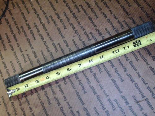 "TURBINE SHAFT 13.625/"" LONG 89-UP F81Z-7017EA E4OD 4R100 5R110W FORD INPUT"