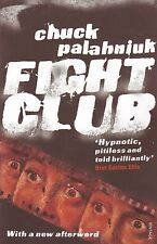 Fight Club by Chuck Palahniuk Paperback New Book