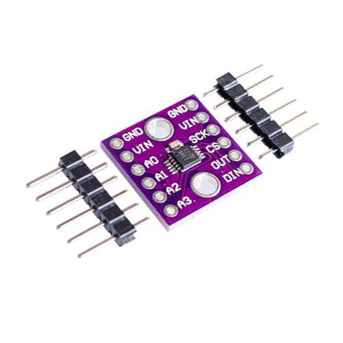1pcs ADS1118 16 AD converter ADC SPI communication module development board