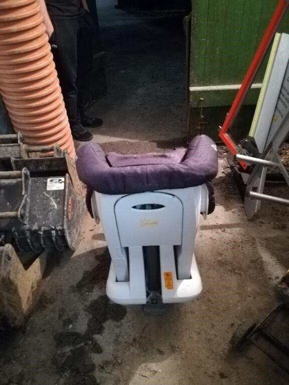 Autostol, op til 18 kg Römer