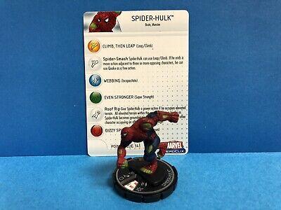 Heroclix The Burglar #105 NEW NIB Marvel Web of Spider-Man