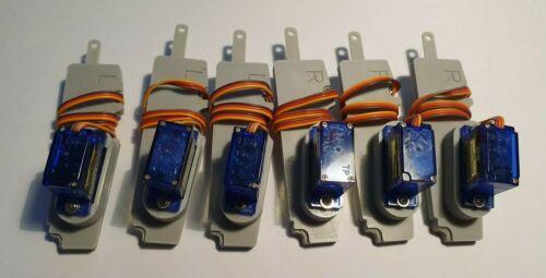 Märklin C-Gleis Weichenantrieb Servo-Antrieb