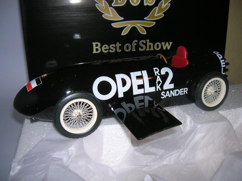 BoS Opel RAK 2 année de construction 1928 NOIR MEILLEUR DES voir