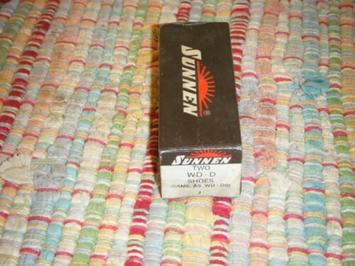 WD D for P28 Mandrels New Sunnen Guide Shoes
