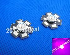 10pc 3w High Power Mixed Color Plant Grow Led Red 660nm Blue 455nm Chipstar Pcb