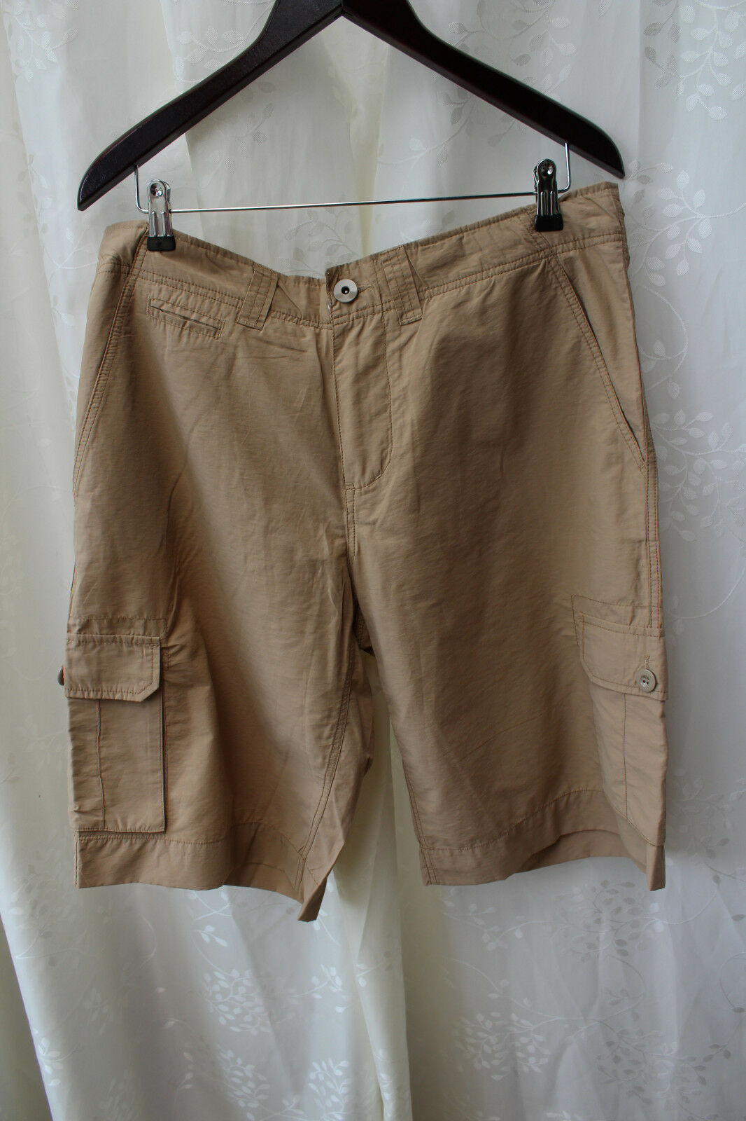 Kitaro ♛ Taille homme XL ♛ homme Taille short BERMUDA beige coton mix ❤ 1784i 93a8d5