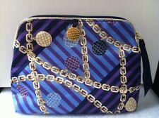Estee Lauder Signature Print Cosmetic Bag