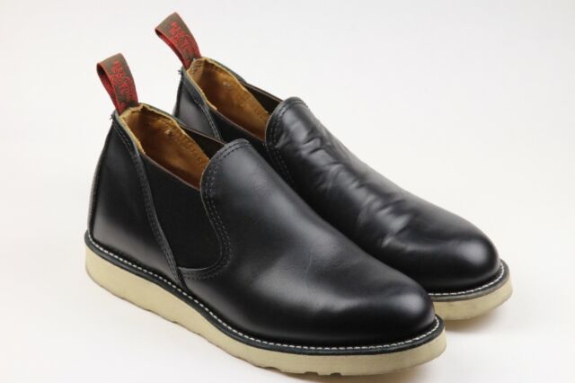 Red Wing 8142 Slip on ROMEO BOOTS Size