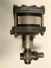 Haskel 52565 Air Driven Liquid Fluid Pump 676 Bar 9800 Psi 601 Ratio