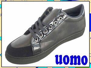 Da Blu Scarpe Ginnastica Sneakers E Sportive Uomo Nere Classiche xggwSH5q