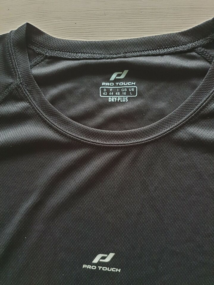 T-shirt, Løbe eller fitness t-shirt, Pro Touch