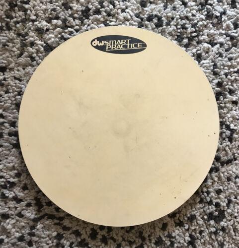 DW Smart Practice Deadhead Pad 10 Inch Drum Practice Pad