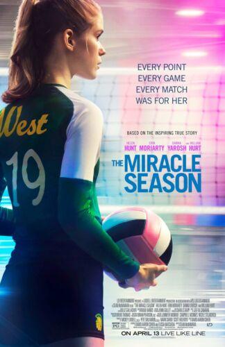 -Caroline Found 24x36 Tiera Skovbye Miracle Season Movie Poster Danika Yarosh