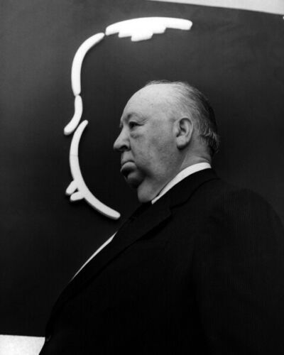 """Famed Director Alfred Hitchcock 6 Sizes! /""""The Master of Suspense/"""" New Photo"""