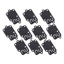 Rockyin 10pcs Carburateur Carb Joint Membrane for Briggs /& Stratton 270026 272538 272538S