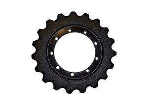 DRIVE-SPROCKET-WHEEL-FOR-JCB-801-8014-8015-8016-8017-8018