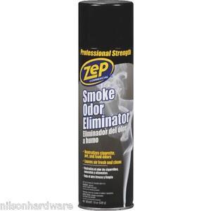 3 Pk Zep Commercial 16 Oz Aerosol Smoke Odor Deodorizer