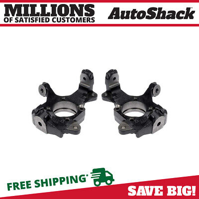 2005 fits GMC Yukon - One Bearing Included with Two Years Warranty Note: 6 Stud Hub; RWD 4.8L V8, 5.3L V8, 6.0L V8 RWD Front Wheel Bearing and Hub Assembly Denali, SLE, SLT
