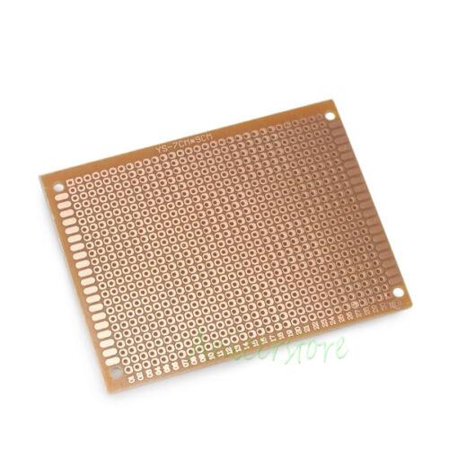 10pcs 70mm*90mm DIY Soldering Prototype Copper PCB Printed Circuit Board #2