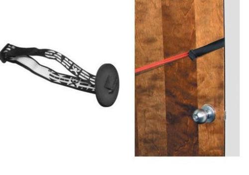 Cando ADJUSTABLE DOOR ANCHOR TUBING Attachment Handles RESISTANCE Bands Pilates