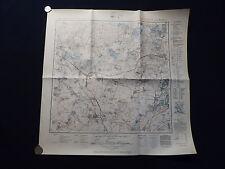 Landkarte Meßtischblatt 4752 Radibor, Kleinwelka, Oberlausitz, Bautzen, von 1942