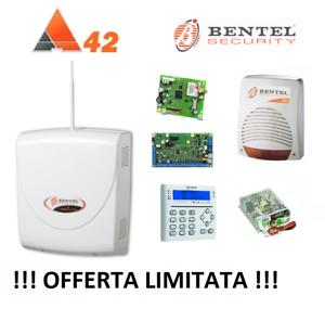 Bentel security absoluta 42 zone abs 42 gsm sirena for Bentel security absoluta