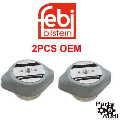 Transmission Mount 2PCS for 96-06 Audi A4 A4 Quattro A6 A6 Quattro S4// VW Passat