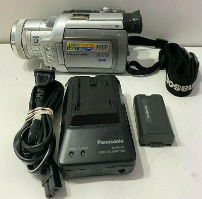 Panasonic PV-GS59 Camcorder External Microphone