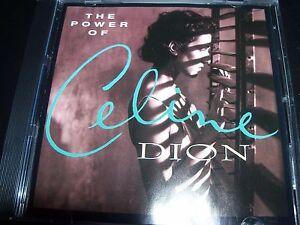 Celine-Dion-The-Power-Of-Rare-Australian-5-Track-CD-Promo-EP-SAMP521-Like-New