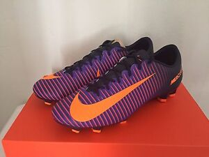 eb3c4a140187 Men s Size 13 Nike Mercurial Veloce III FG Purple Dynasty 847756-585 ...