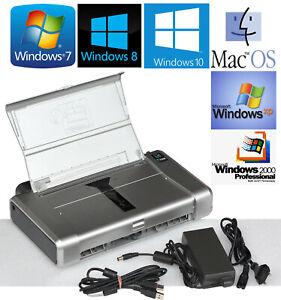 Mobile-Inkjet-USB-Color-Printer-Canon-Pixma-IP100-For-Win-2000-XP-7-8-10-9600dpi