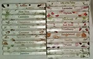 STAMFORD-INCENSE-STICKS-ADD-ANY-4-AND-PAY-FOR-3-FREE-P-amp-P-77-scents-in-stock