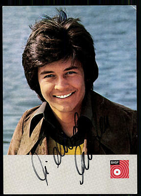 Mutig Michael Martin Basf Autogrammkarte Original Signiert ## Bc 2740 National Musik