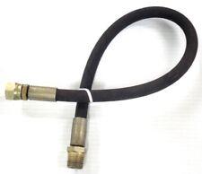 Koyker Loader 658528 Hydraulic Hose 24 Hydraulic 38 Id Male Amp Female Ends New