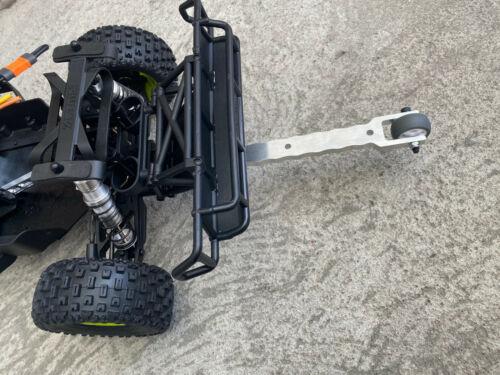 Aluminum Wheelie Bar for Arrma 1//7 MOJAVE