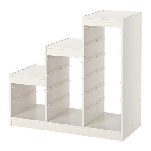 IKEA Trofast Frame Storage White Width 39 \
