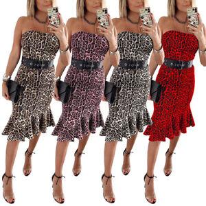 Women-Sexy-Leopard-Print-Sleeveless-Club-Dress-Female-Strapless-Ruffled-Dress-B