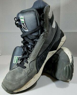 Puma Trinomic XS 850 Mid Rugged Shoe Fashion Sneaker Size 12 Turbulence Black 887704424451 | eBay