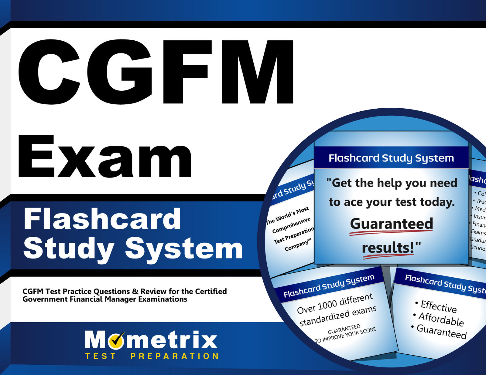 Cgfm Exam Flashcard Study System Cgfm Test Practice Questions And