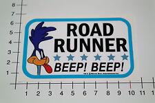 ROAD RUNNER BEEP BEEP Aufkleber Sticker Plymouth Hot Rod Muscle Car Dodge Mi090