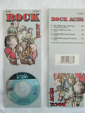 """Rock Aces - Eric Burdon/Pretty Things/Spencer Davis/Canned Heat (3"""" CD)  NEW"""