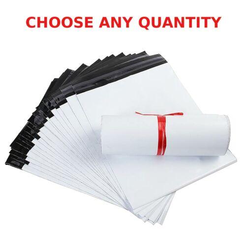 "12.5x14.5 Poly Mailers Shipping Envelopes Self Sealing Mailing Bag 12.5/""x14.5/"""