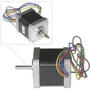 rattm motor 17hs8401 nema17 78 oz in cnc stepper motor stepping image is loading rattm motor 17hs8401 nema17 78 oz in cnc