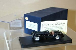 43 Gns 003 Modèle 1937 Alfa Romeo 8c 2900b Convertible Ar