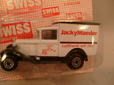 1979 MATCHBOX SUPERFAST SWISS MB-38 FORD A VAN JACKY MAEDER MOC