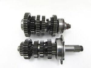 YAMAHA-YZF-R6-R-6-YZFR6-1999-2000-2001-2002-ENGINE-MOTOR-TRANSMISSION-GEAR-BOX